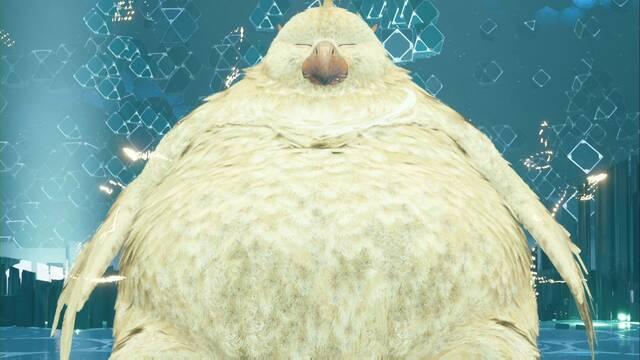 Chocobo gordo  y cómo derrotarlo en Final Fantasy VII Remake