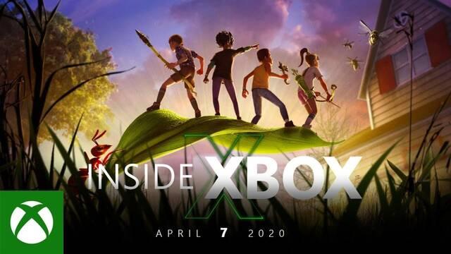 Primer Inside Xbox de 2020 protagonizado por Grounded y Gears Tactics.
