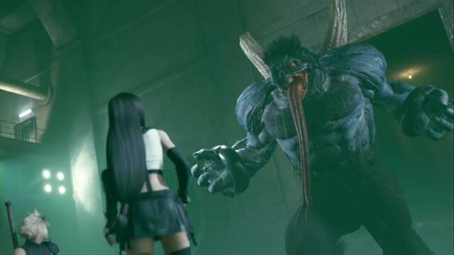 Aps  y cómo derrotarlo en Final Fantasy VII Remake