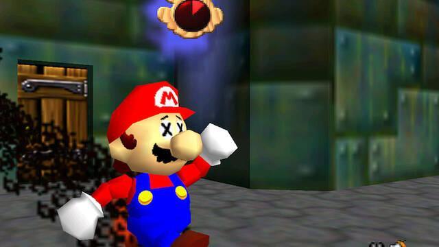 ¿Por qué empiezo siempre con 4 vidas en Super Mario 64?