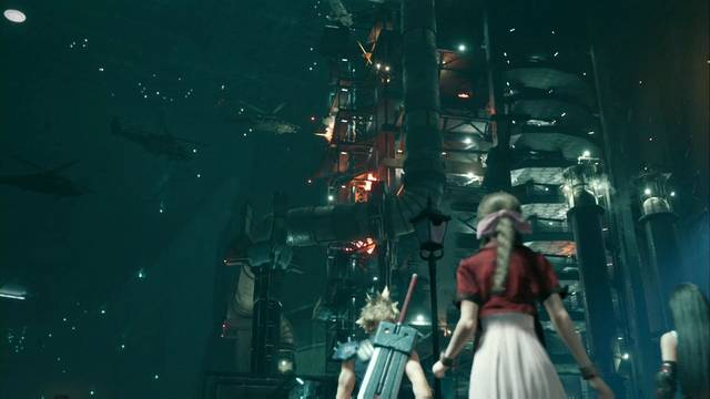 Capítulo 12: ¡Arriba la resistencia! al 100% en Final Fantasy VII Remake