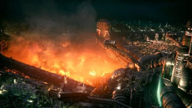 Capítulo 13: El mundo en ruinas al 100% en Final Fantasy VII Remake