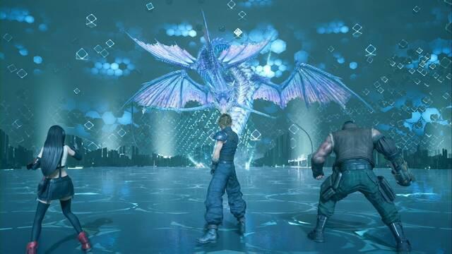 Leviatán  y cómo derrotarlo en Final Fantasy VII Remake