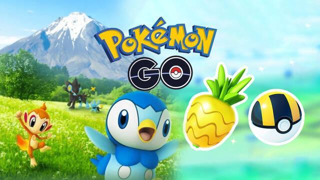 Pokemon Go código de regalo