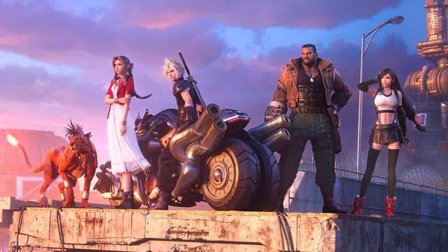 Final Fantasy VII Remake nos presenta su música