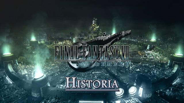 Final Fantasy VII Remake: Historia al 100% y capítulos