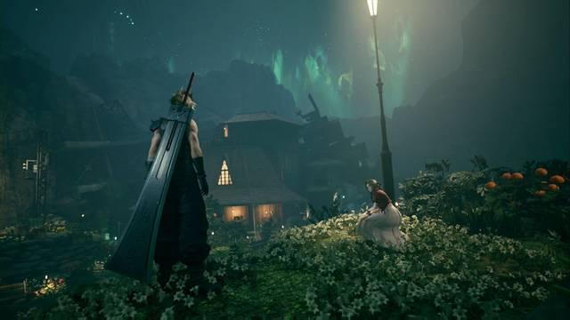 Medallas moguri y bazar moguri en Final Fantasy VII Remake