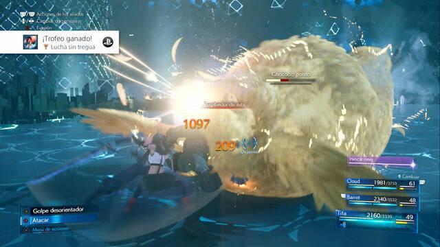 Cómo hacer 300% de daño en Final Fantasy VII Remake