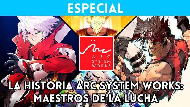 Arc System Works reportaje