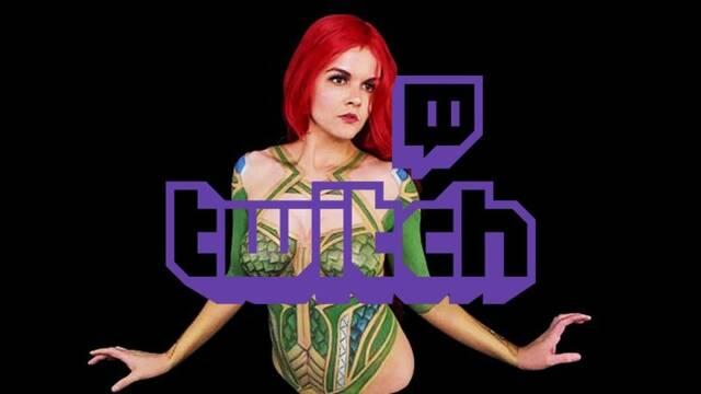 Twitch y las normas de desnudos