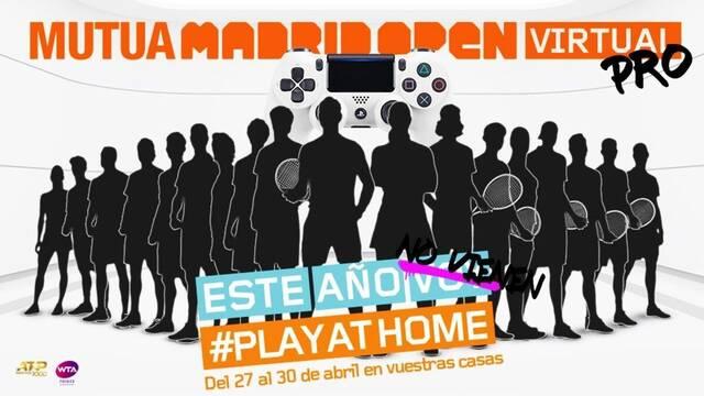Mutua Madrid Open en casa