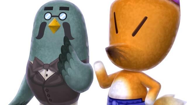 Fígaro y Ladino podrían llegar próximamente a Animal Crossing: New Horizons.