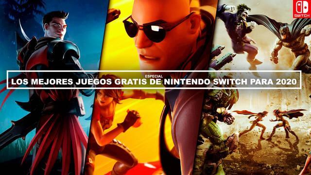 Los mejores juegos gratis de Nintendo Switch (2020)