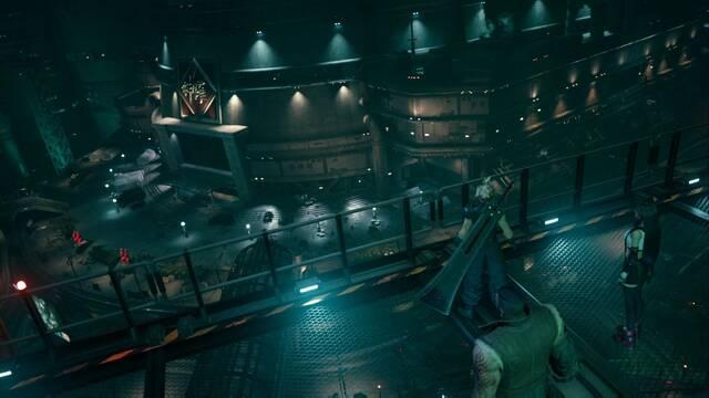 Capítulo 16: El edificio de Shinra al 100% en Final Fantasy VII Remake