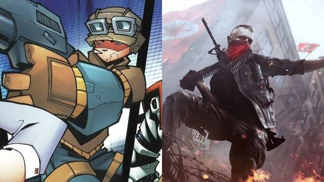 Puedes jugar a TimeSplitters 2 a 4K con Homefront: The Revoluition