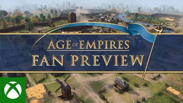 Age of Empires Fan Preview en directo