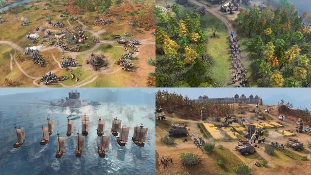 Nuevo gameplay de Age of Empires 4