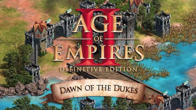 Age of Empires 2 modo cooperativo y nueva expansión