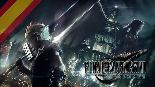 Final Fantasy VII Remake es doblado al castellano gracias a un fan
