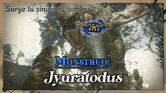 Jyuratodus en Monster Hunter Rise: cómo cazarlo y recompensas