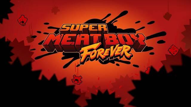 Super Meat Boy Forever ya tiene fecha de lanzamiento en PS4 y Xbox One.