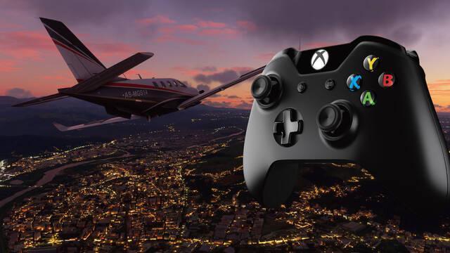 PEGI clasifica Microsoft Flight Simulator para Xbox One.