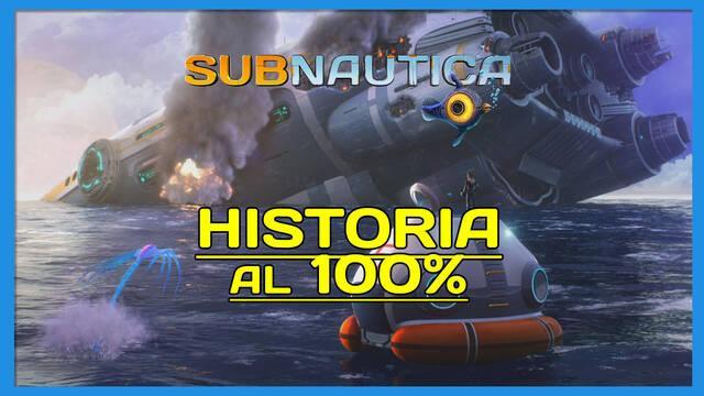 Subnautica: cómo completar la historia al 100%