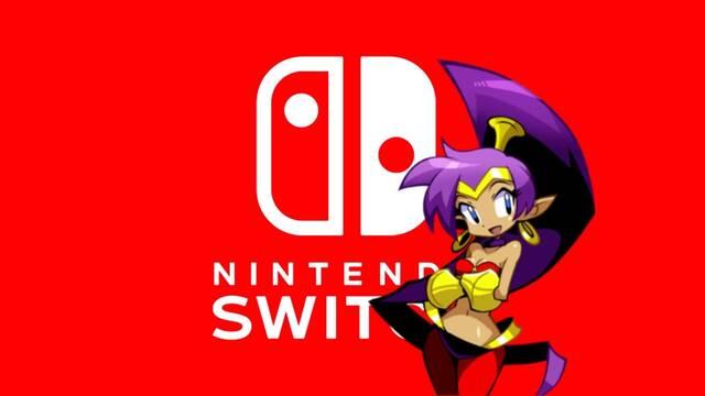 Shantae para Switch llega el 22 de abril