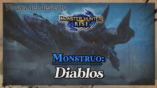 Diablos en Monster Hunter Rise: cómo cazarlo y recompensas