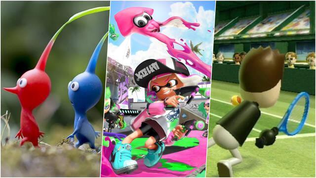 Nintendo nuevas sagas