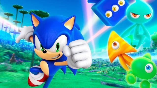 Nuevas pistas de Sonic Colours remasterizado: aparece listado en una tienda francesa