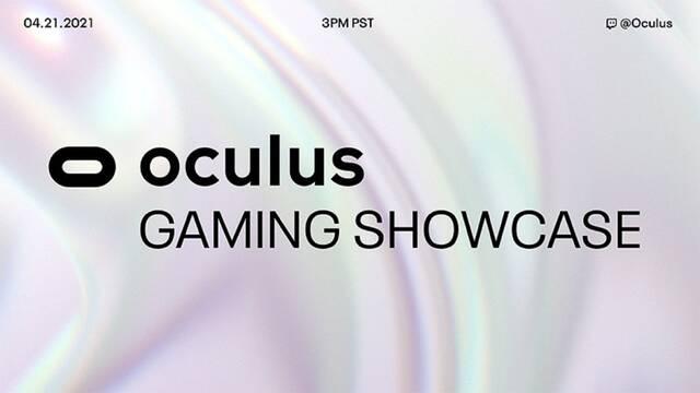 Oculus Gaming Showcase ver en directo