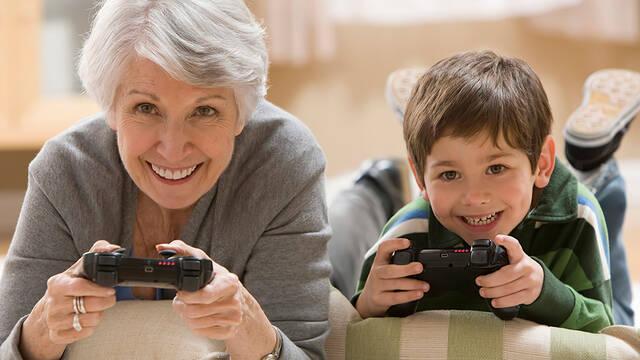 Un estudio confirma que crece el número de jugadores de más de 55 años