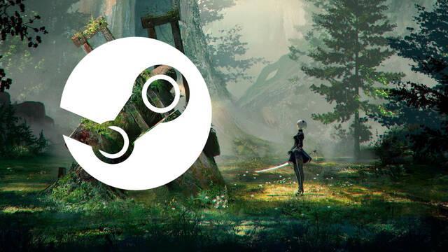 NieR: Automata en Steam se actualizará para mejorar su versión