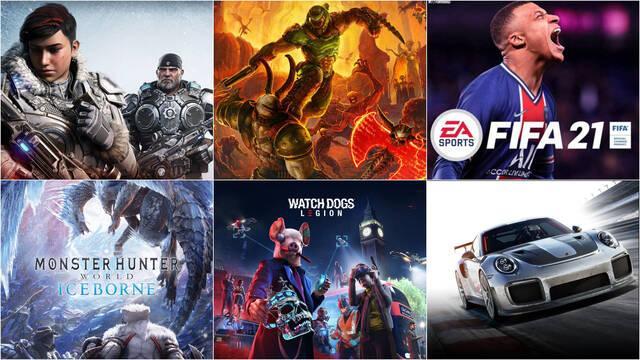 Ofertas Xbox Series X/S One Primavera Tienda Microsoft