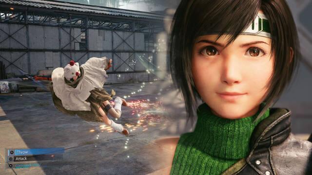 Nueva información e imágenes de Final Fantasy VII Remake Integrade.