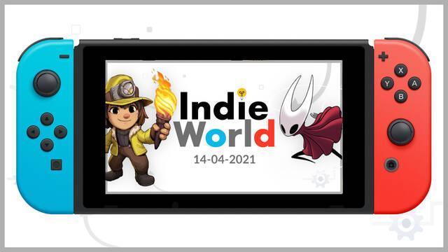 Nintendo Indie World para Switch mañana a las 18:00h (hora española).