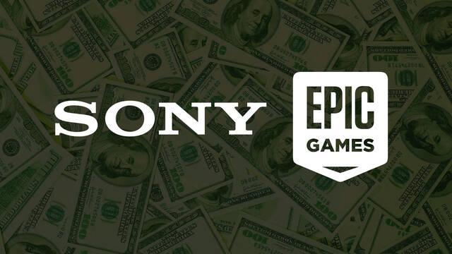 Epic Games recibe una inversión de 200 millones de dólares por parte de Sony.