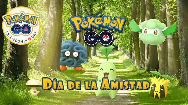 Pokémon GO anuncia el Día de la amistad; fecha, detalles y bonus del evento