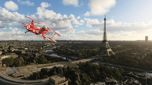 Microsoft Flight Simulator Actualización de mundo 4