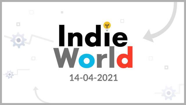 Nintendo Indie World ver en directo