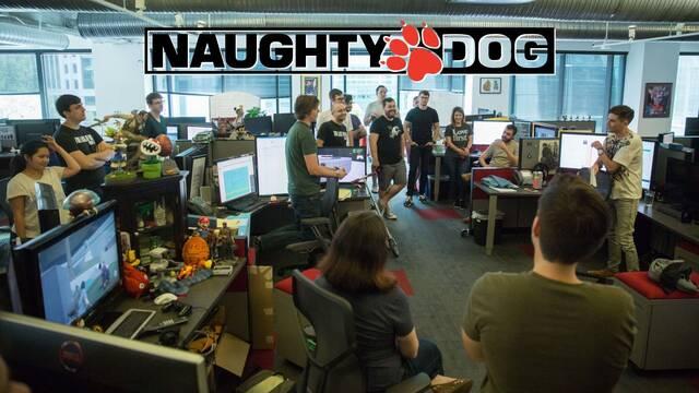 Naughty Dog juegos preproducción desarrollo multiproyecto