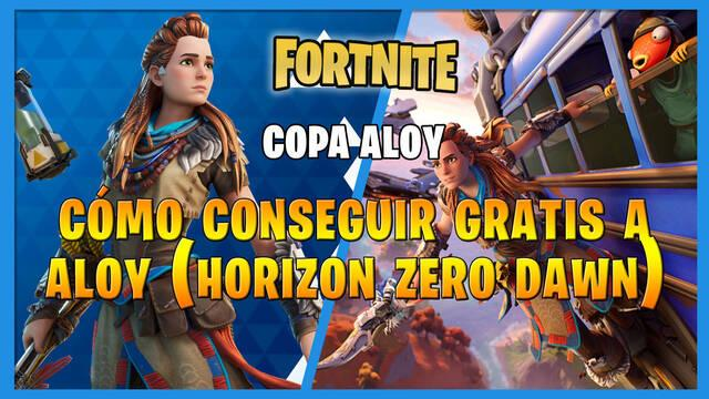 Skin Aloy Fortnite