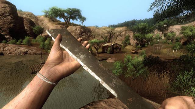Ya disponible Far Cry 2 Modernized, un profundo rediseño del original de 2008.
