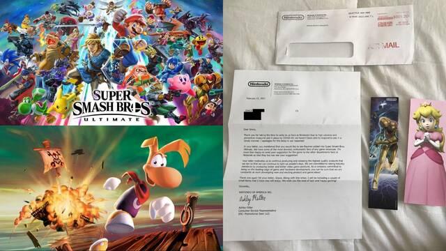 Super Smash Bros. Ultimate Rayman