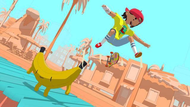 OlliOlli World, el nuevo juego de la saga de skate de Roll7, se lanzará este invierno.