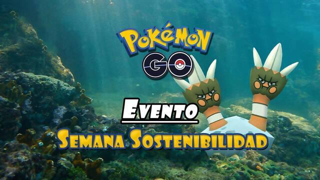 Pokémon GO: Semana de la Sostenibilidad; fechas, debut de Binacle y detalles
