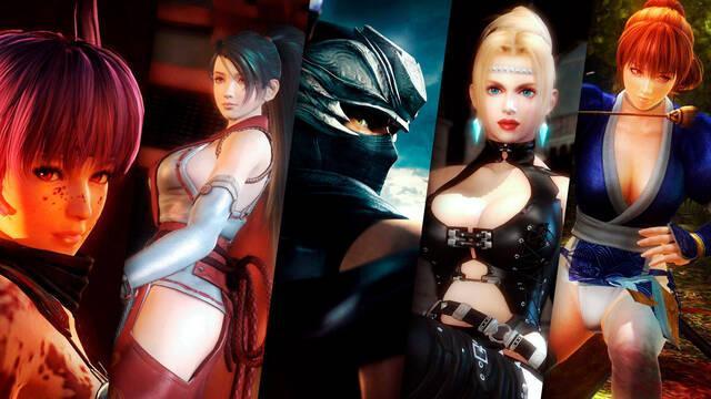 Ninja Gaiden: Master Collection repasa a sus personajes jugables en vídeo