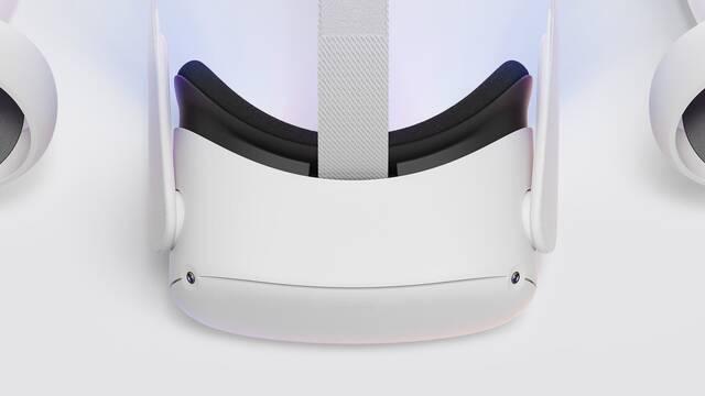 Oculus Quest 2 120 Hz sin cables a PC Air Link