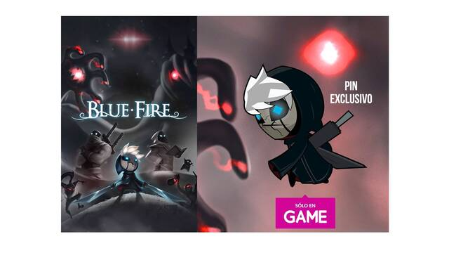 Blue Fire y su reserva en GAME